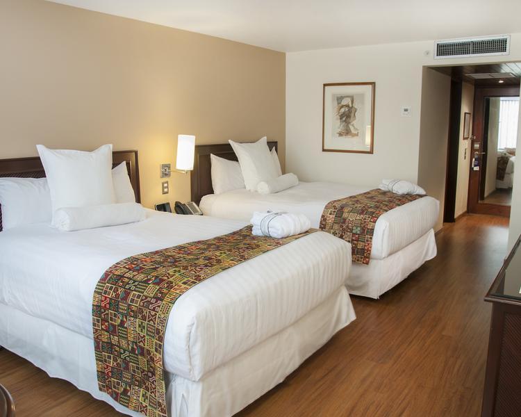 Twin Room ESTELAR Miraflores Hotel Miraflores