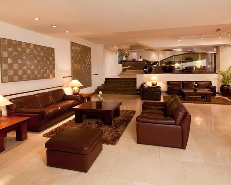 Lobby ESTELAR Miraflores Hotel Miraflores
