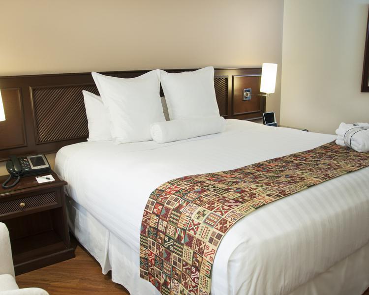 Double room ESTELAR Miraflores Hotel Miraflores