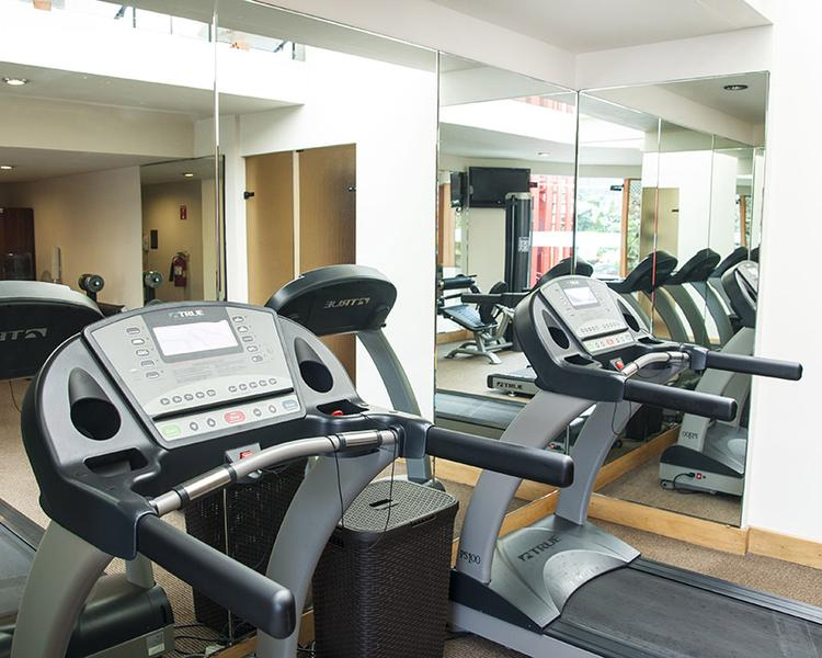 Gym ESTELAR Miraflores Hotel Miraflores