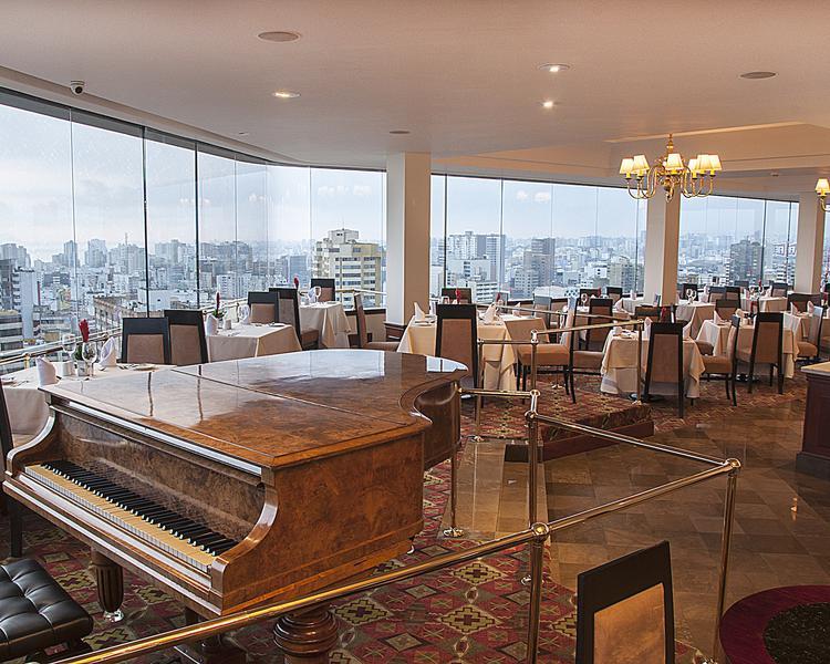 Restaurant 21th Floor ESTELAR Miraflores Hotel Miraflores